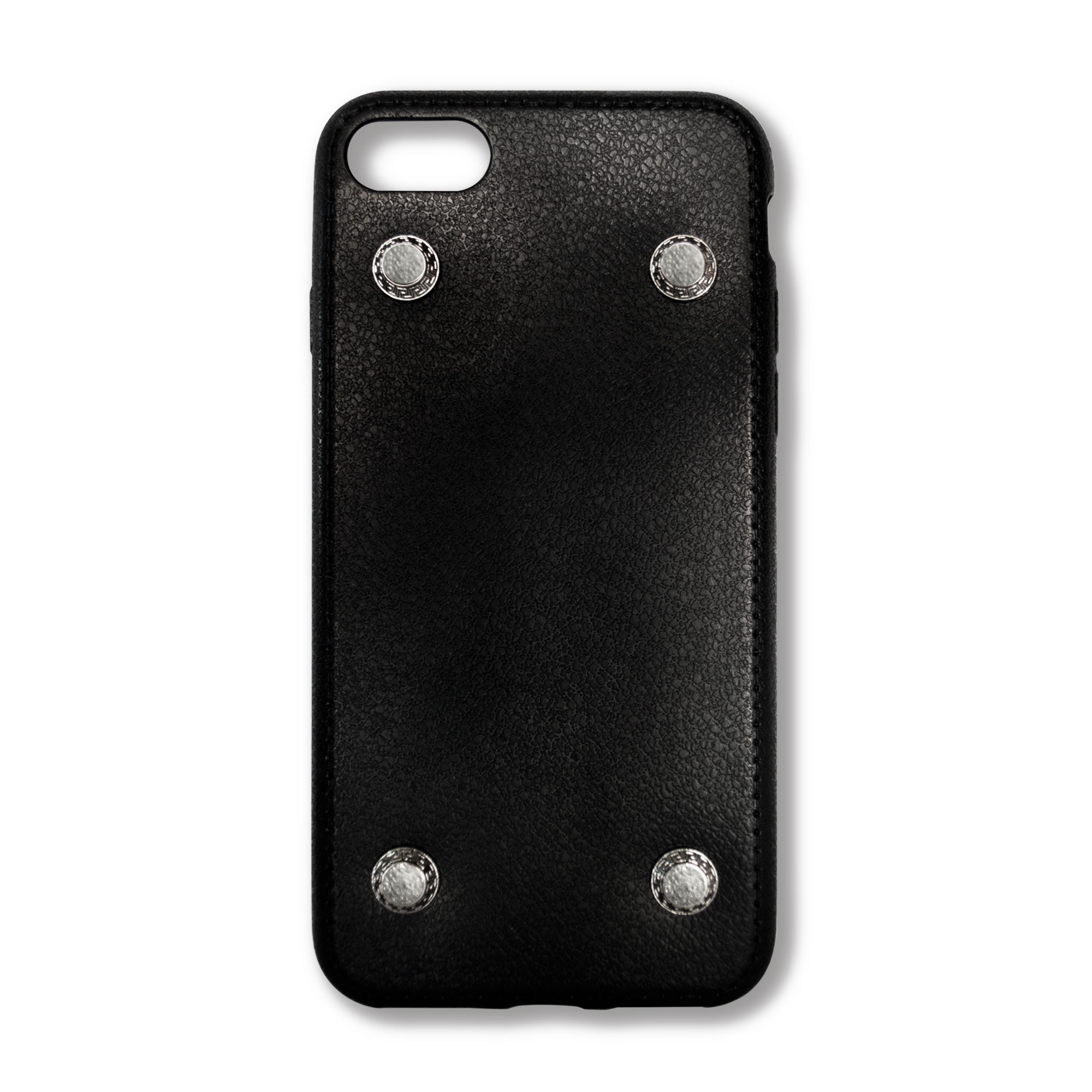 Far East Case with Silver Studs - Black Soft Case