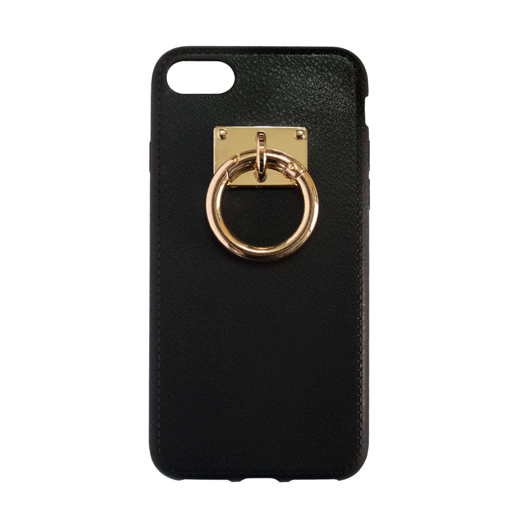 Manacle XL Case with Gold Hardware - Black Soft Case