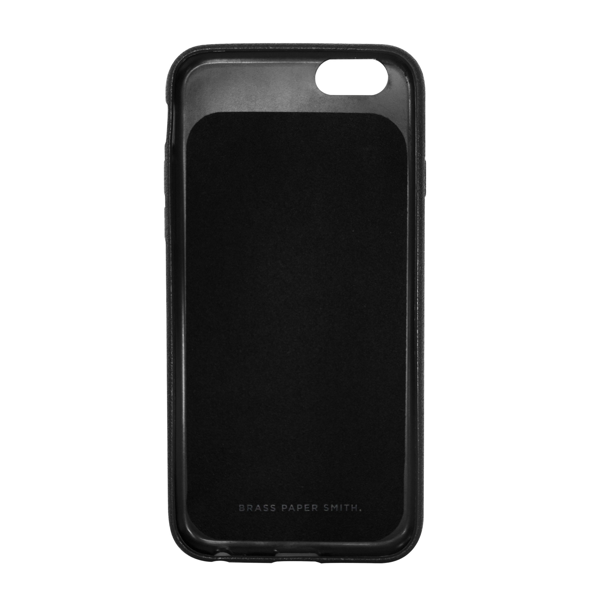 Manacle XL Case - Black Soft Case back